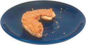 Bagel, Peanut Butter